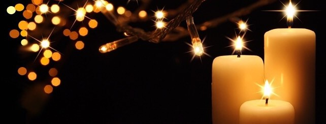 Candlelight Christmas Eve Service 5PM